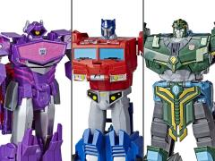 Transformers: Cyberverse Ultimate Wave 4 Set of 3 Figures
