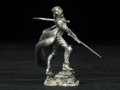 Court of the Dead Shard Miniature Figure