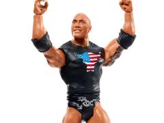 WWE Top Picks The Rock Basic Figure