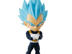 Dragon Ball Chibi Masters Super Saiyan God Vegeta