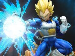 Dragon Ball Z Mega Premium Masterline Super Saiyan Vegeta 1/4 Scale Statue (With Bonus)