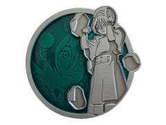 Avatar: The Last Airbender Portrait Series Toph Enamel Pin