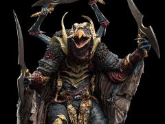 The Dark Crystal: Age of Resistance SkekMal the Hunter Skesis 1/6 Scale Limited Edition Statue