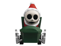 The Nightmare Before Christmas Santa Jack Pull Back Car