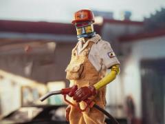 Death Gas Station Old Bone 1/12 Scale Figure