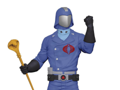 G.I. Joe Cobra Commander 1/8 Scale Statue