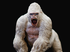 "Alpha Male Mountain Gorilla ""Gorilla Z"" (Albino) 1/11 Scale Replica"