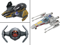 Star Wars Mission Fleet Stellar Class Set of 3 Vehicles with Figures