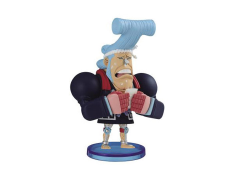 One Piece World Collectable Figure Wano Country Franky