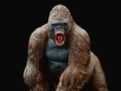 "Alpha Male Mountain Gorilla ""Gorilla Z"" (Primal) 1/11 Scale Replica"
