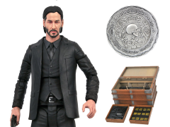 John Wick Deluxe Figure Box Set