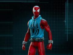 Spider-Man (2018 Video Game) Spider-Man (Scarlet Spider Suit) 1/10 Scale Statue