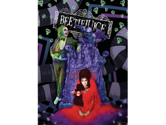 Beetlejuice Graveyard Wedding 1000-Piece Puzzle