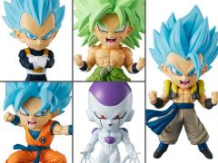 Dragon Ball Chibi Masters Set of 5 Figures