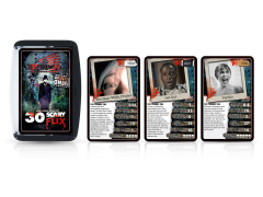Top Trumps 30 Scary Flix Unofficial Guide Game