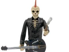 Rancid ReAction Skeletim Figure