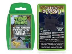 Minecraft Top Trumps Unofficial Guide Game