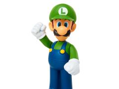 "World of Nintendo 2.50"" Luigi (Standing) Limited Articulation Figure"