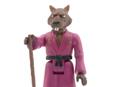 TMNT ReAction Splinter Figure