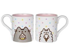 Pusheen and Stormy Mug Set