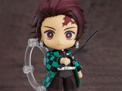 Demon Slayer: Kimetsu no Yaiba Nendoroid No.1193 Tanjiro Kamado (Reissue)