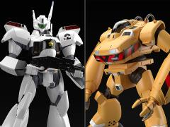Patlabor Moderoid AV-98 Ingram & Bulldog Model Kit