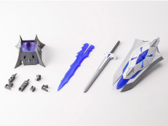 M.S.G. Modeling Support Goods Heavy Weapon Unit 25 Knight Master Sword