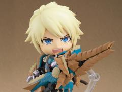 Monster Hunter World: Iceborne Nendoroid No.1421-DX Hunter (Male Zinogre Alpha Armor Ver.)