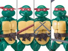 TMNT Ninja Elite Series PX Previews Exclusive Set of 4 Figures