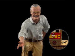 Stan Lee 1/10 Deluxe Art Scale Limited Edition Statue