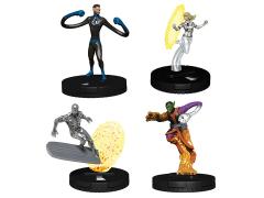 Marvel HeroClix Fantastic Four Booster Pack of 5 Figures