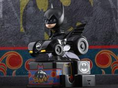 Batman (1989) CosRider Batman & Batmobile Set