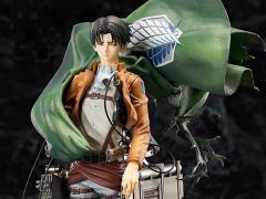 Attack on Titan Levi 1/7 Scale Figure