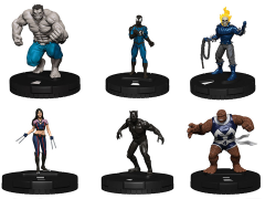 Marvel HeroClix Fantastic Four Fast Forces Six-Pack