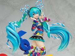 Vocaloid Hatsune Miku Expo (Lucky Orb: Uta x Kasoku Ver.) 1/8 Scale Figure