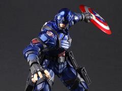Marvel Universe Variant Bring Arts Captain America