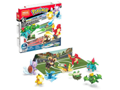 Pokemon Mega Construx Pokemon Trainer Team Challenge