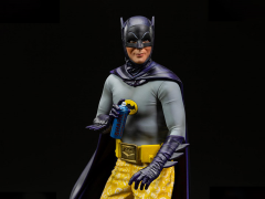 Batman Classic TV Series Battle Diorama Series Batman 1/10 Art Scale Statue