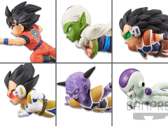 Dragon Ball Super World Collectable Figure Anime 30th Anniversary Vol.2 Box of 6 Figures