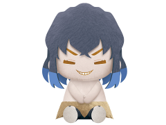 Demon Slayer: Kimetsu no Yaiba Inosuke (Real Face Ver.) Big Plush