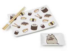 Pusheen Sushi Set with Chopsticks