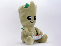 Marvel HugMe Groot with Button Plush