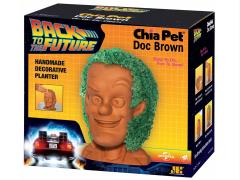 Back to the Future: The Animated Series Doc Brown Chia Pet