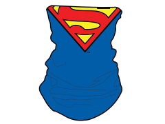 DC Comics Superman Neck Gaiter