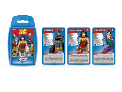 DC Comics Top Trumps Justice League Card Game