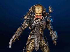 Alien vs. Predator Unmasked Scar Predator 1:18 Scale PX Previews Exclusive Action Figure