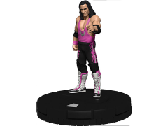 "WWE HeroClix Bret ""Hitman"" Hart Expansion Pack"