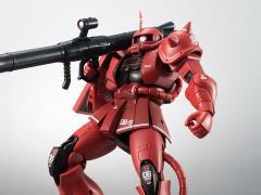 Gundam Robot Spirits MS-06S Char's Zaku II (Ver. A.N.I.M.E.) Real Marking Exclusive