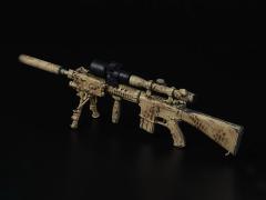 NSW Marksman Rifle Collection MK12MOD1 1/6 Scale Accessory Set B