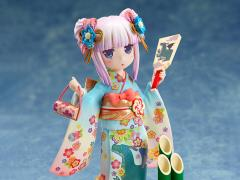 Miss Kobayashi's Dragon Maid Kanna (Finest Kimono Ver.) 1/7 Scale Figure
